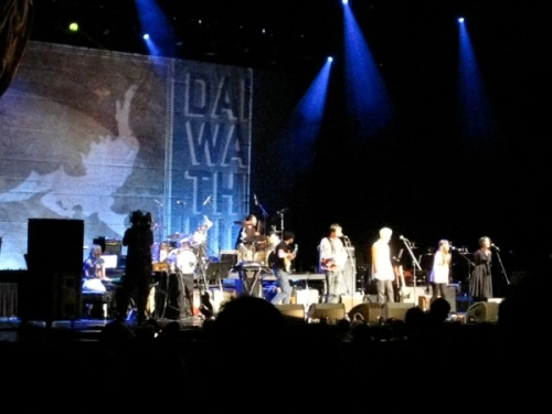 David Byrne and Dirty Projectors