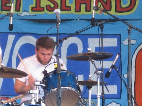 grant hutchison drums
